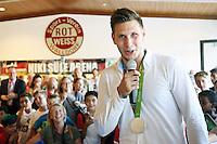08.09.2016: Niklas Süle wird von RW Walldorf geehrt