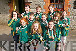 Lixnaw Community Games: The members of Lixnaw Community games who all won medals at the national finals of the Community games held in Athlone recently Front : Maura Trant, Sarah Stack, Captain & Aiibhe Linnane. Centre : Ciara Shannon, Jack Hennessy,Aoife Hennessy,  Eleana McElligott Roisin McElligott. Back : Fiona Hunt, Donnagh McElligott & Ciara Galvin.