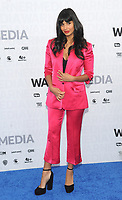 NEW YORK, NY - MAY 15:Jameela Jamil attends the 2019 WarnerMedia Upfront presentation at Madison Square Garden   on May 15, 2019 in New York City.        <br /> CAP/MPI/JP<br /> ©JP/MPI/Capital Pictures