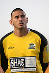 26 August 2011: Rochester's Neal Kitson. The Harrisburg City Islanders defeated the Rochester Rhinos 2-1 in their USL PRO semifinal played at Sahlen's Stadium in Rochester, New York.