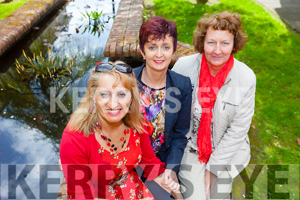 Members of the Chernobyl Children's Fund Tralee and District Bridie Courtney, Breda Costello and Lucy Barry are looking forward to the arrival of the Chernobyl children from June 28th to July 28th and are appealing for volunteer families, clothing and toys for the children aged from 8-12 years.