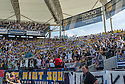 CARSON, CA - December 7, 2014: The MLS Cup. LA Galaxy vs New England Revolution match at the StubHub Center in Carson, California. Final score, LA Galaxy 2, New England Revolution 1 (2 OT).