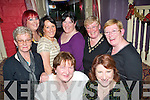 WOMEN'S CHRISTMAS: Enjoying Little Christmas in The Brogue Inn on Sunday night were seated l-r: Mary O'Callaghan and Christine Murphy. Standing l-r: Patty Dennehy, Lillian Shortt, Eileen Costello, Brenda White, Marian O'Brien and Eileen Shortt.   Copyright Kerry's Eye 2008