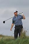 Day one of the Irish PGA championship at Seapoint Golf Club, John Murray, Malahide Golf Club on the 10th Tee...Picture Jenny Matthews/Newsfile.ie