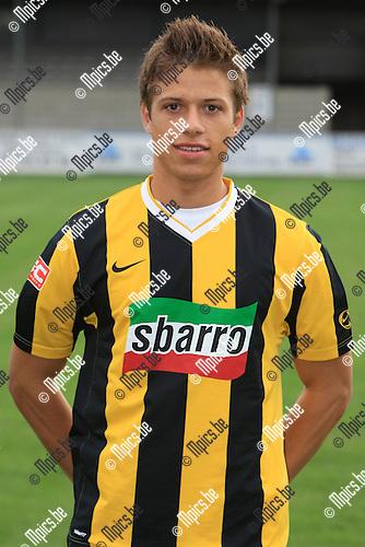 2010-06-21 / Voetbal / seizoen 2010-2011 / KFC Zwarte Leeuw / Van Impe Bart..Foto: mpics