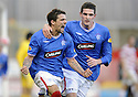Hamilton v Rangers 16th Jan 2010