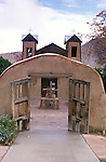 El Santurario, Chimayo, NM, USA