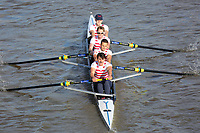 Crew: 47  KRC (A)  Kingston RC (D Bakalli)  4+ Champ<br /> <br /> Fours Head of the River 2018<br /> <br /> To purchase this photo, or to see pricing information for Prints and Downloads, click the blue 'Add to Cart' button at the top-right of the page.