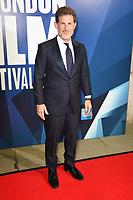 Josh Berger<br /> arriving for the 2017 London Film Festival Awards at Banqueting House, London<br /> <br /> <br /> ©Ash Knotek  D3336  14/10/2017