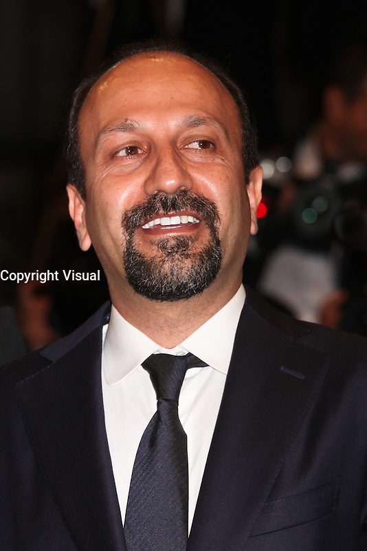 DIRECTOR ASHGAR FARHADI - RED CARPET OF THE FILM 'THE SALESMAN' AT THE 69TH FESTIVAL OF CANNES 2016
