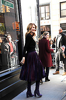 WWW.ACEPIXS.COM<br /> March 21, 2017 New York City<br /> <br /> Laura Dern at AOL Build Speaker Series on March 21, 2017 in New York City.<br /> <br /> Credit: Kristin Callahan/ACE Pictures<br /> <br /> Tel: 646 769 0430<br /> Email: info@acepixs.com