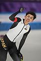 PyeongChang 2018: Speed Skating: Men's 5000m