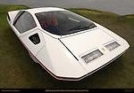 1970 Ferrari 512S Modulo Pininfarina Concept Car, Pebble Beach Concours d'Elegance