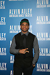 """The Wire"" Actor Tristan Wilds Attends Alvin Ailey American Dance Theater Opening Night Gala Benefit Held at New York City Center, NY"