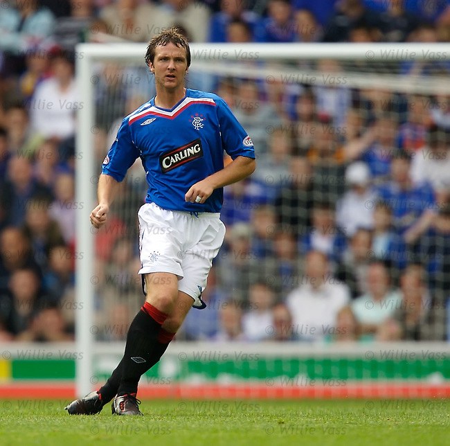 Andy Webster, Rangers