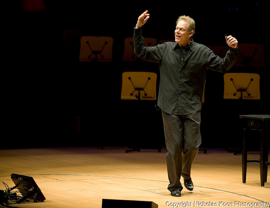 Randy Nelson - Founder and former Dean of Pixar University, former Head of Artistic Development and Training, DreamWorks Animation, Founder and formemer member, The Flying Karamazov Brothers, Director of Apple University.