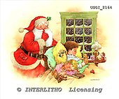 GIORDANO, CHRISTMAS SANTA, SNOWMAN, WEIHNACHTSMÄNNER, SCHNEEMÄNNER, PAPÁ NOEL, MUÑECOS DE NIEVE, paintings+++++,USGI2164,#X#