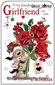 Jonny, CHRISTMAS ANIMALS, WEIHNACHTEN TIERE, NAVIDAD ANIMALES, paintings+++++,GBJJXFJ02,#xa#