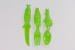 Forks and Spoons Plastic