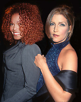 Janet Jackson and Lisa Marie Presley 1997<br /> Photo By John Barrett/PHOTOlink.net / MediaPunch