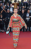 17.05.2017; Cannes, France: VICTORIA ABRIL<br /> attends the premiere of &quot;Les Fantomes d'Ismael&quot; at the 70th Cannes Film Festival, Cannes<br /> Mandatory Credit Photo: &copy;NEWSPIX INTERNATIONAL<br /> <br /> IMMEDIATE CONFIRMATION OF USAGE REQUIRED:<br /> Newspix International, 31 Chinnery Hill, Bishop's Stortford, ENGLAND CM23 3PS<br /> Tel:+441279 324672  ; Fax: +441279656877<br /> Mobile:  07775681153<br /> e-mail: info@newspixinternational.co.uk<br /> Usage Implies Acceptance of Our Terms &amp; Conditions<br /> Please refer to usage terms. All Fees Payable To Newspix International