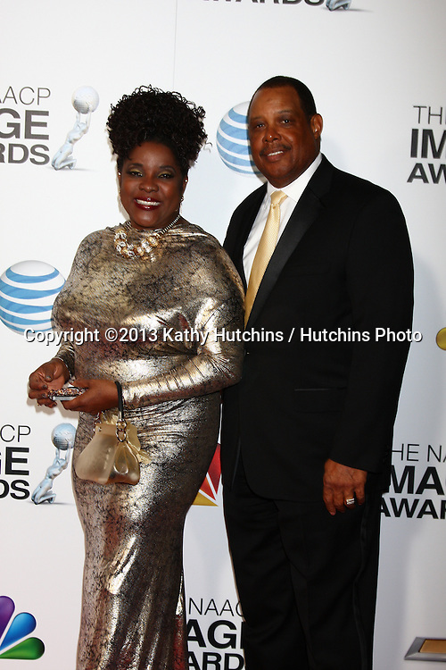 LOS ANGELES - FEB 1:  Loretta Devine arrives at the 44th NAACP Image Awards at the Shrine Auditorium on February 1, 2013 in Los Angeles, CA.