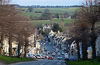 Burford High Street, Cotswolds