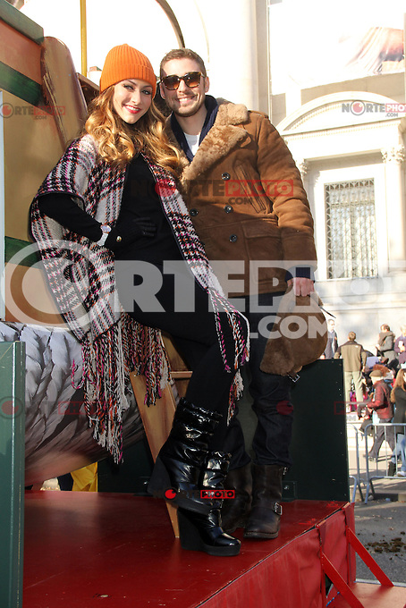 NEW YORK, NY - NOVEMBER 22:  at the 86th Annual Macy's Thanksgiving Day Parade on November 22, 2012 in New York City. Credit: RW/MediaPunch Inc. /NortePhoto