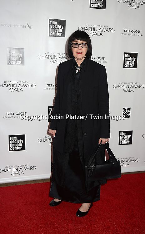 Roxanne Lowit attends the  Film Society of Lincoln Center's Gala 40th Annual Charlie Chaplin Award honoring Barbra Streisand on April 22, 2013 in New York City.