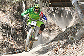 8th September 2017, Smithfield Forest, Cairns, Australia; UCI Mountain Bike World Championships; Jack Moir (AUS) riding for Intense Factory Racing during downhill practice;