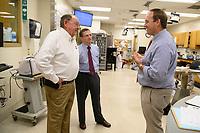 Dr Dwight Mercer Tour Visit