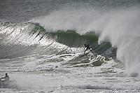 Surfing at North Kirra, Coolangatta , Queensland, Australia.  Photo: joliphotos.com