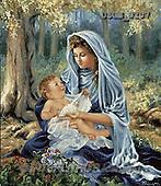 Dona Gelsinger, EASTER RELIGIOUS, paintings(USGE9207,#ER#) Ostern, religiös, Pascua, relgioso, illustrations, pinturas
