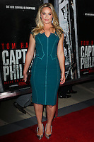 "BEVERLY HILLS, CA - SEPTEMBER 30: Premiere Of Columbia Pictures' ""Captain Phillips"" held at the Academy of Motion Picture Arts and Sciences on September 30, 2013 in Beverly Hills, California. (Photo by Celebrity Monitor)"