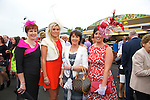 Enjoying Ladies Day at the Listowel Races on Friday were: Eilish Lyons, Eimear McCarthy, Marie McCarthy and Ashling McCarthy from Listowel