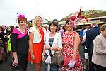 Enjoying Ladies Day at the Listowel Races on Friday were: Eilish Lyons, Eimear McCarthy, Marie McCarthy and Ashling McCarthy from Listowel