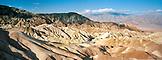 USA, California, Death Valley National Park, Zabriske Point