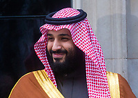 Crown Prince Mohammed Bin Salman, Downing Street-7 March 2018