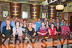 Xams Party: THe management & staff of CFE, Castleissland, enjoying their Christmas party at Allo's Bistro, Listowel on Saturday night last.