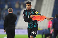 Ben Cabango of Swansea City during the Sky Bet Championship match between Huddersfield Town and Swansea City at The John Smith's Stadium in Huddersfield, England, UK. Tuesday 26 November 2019