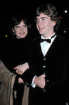 Timothy Hutton and Elizabeth McGovern ( Ordinary People costars ).Attending the TAPS Movie Premiere at the Ziegfield Theatre in New York City. December 1981