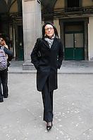 Valeria Valente <br /> Innagurazione anno giudiziario deistrtto Campania <br /> Salone dei Busti Castel Capuano Napoli