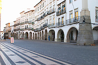 praca do giraldo square evora alentejo portugal