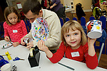 Pix: Shaun Flannery/shaunflanneryphotography.com...COPYRIGHT PICTURE>>SHAUN FLANNERY>01302-570814>>07778315553>>..23rd February 2011..............Rotherham Museums, Galleries and Heritage, Clifton Park Museum..Family Fun Day.