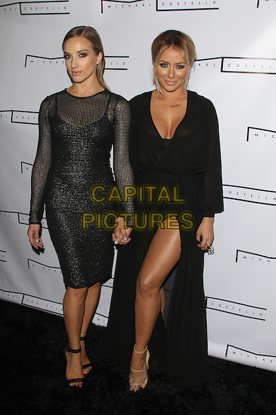 LOS ANGELES, CA- JULY 23: Aubrey O'Day and Shannon Bex at the Michael Costello and Style PR Capsule Collection launch party on July 23, 2015 in Los Angeles, California. <br /> CAP/MPI21<br /> &copy;MPI21/Capital Pictures