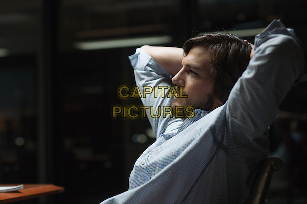 Ashton Kutcher<br /> in Jobs (2013) <br /> *Filmstill - Editorial Use Only*<br /> CAP/FB<br /> Image supplied by Capital Pictures