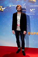 Julian Villagran attends to Super Lopez premiere at Capitol cinema in Madrid, Spain. November 21, 2018. (ALTERPHOTOS/A. Perez Meca) /NortePhoto NORTEPHOTOMEXICO