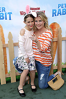 "LOS ANGELES - FEB 3:  Alison Sweeney, Megan Sanov at the ""Peter Rabbit"" Premiere at the Pacific Theaters at The Grove on February 3, 2018 in Los Angeles, CA"