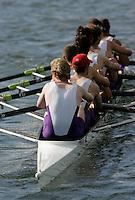 07 MAY 2007 - HOLME PIERREPONT, UK - BUSA Rowing Championships. (PHOTO (C) NIGEL FARROW)