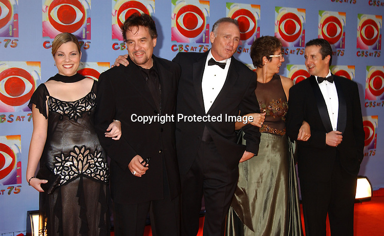 Bob Pastorelli, and the cast of Murphy Brown                               ..at CBS's 75th Anniversary at The Hammerstein Ballroom in ..New York City on November 2, 2003. Photo by Robin Platzer, Twin Images